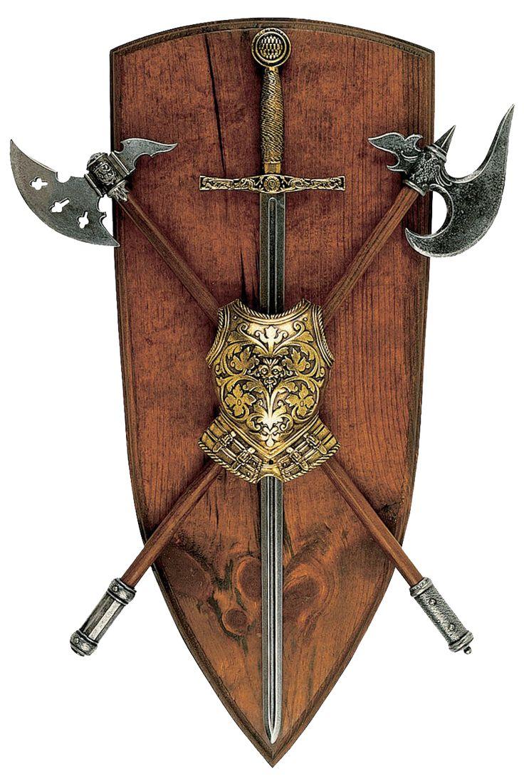 табличный анализ картинки фэнтези щитов с мечами все