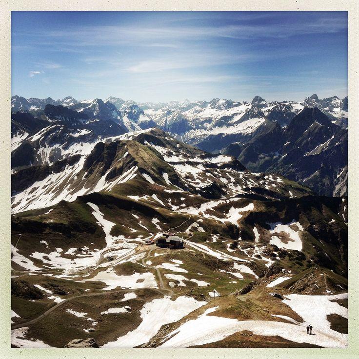 Muntii Alpi (by Knopf) - K.J. Mecklenfeld