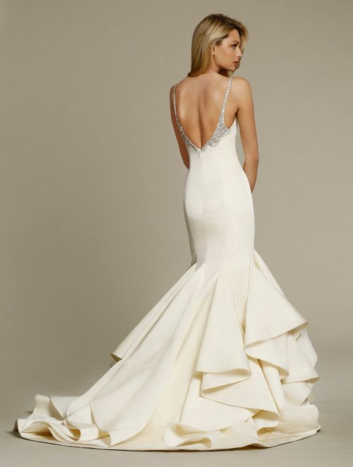 4493 best Wedding gowns images on Pinterest | Wedding dressses ...