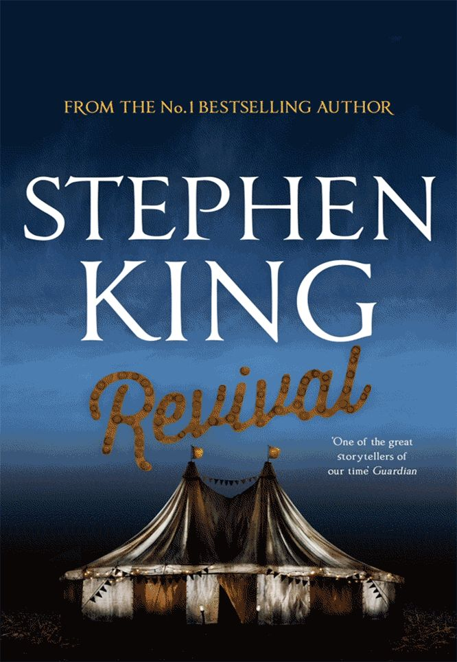 Every Stephen King Novel Summarized in 140 Characters or Less | LitReactor