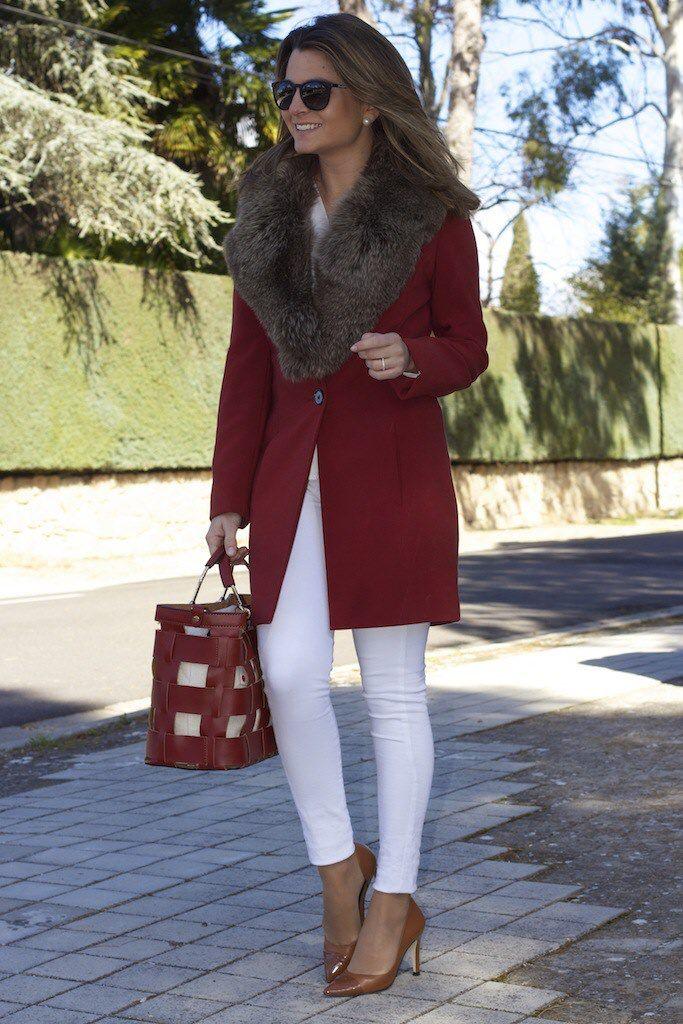 Fashion and Style Blog / Blog de Moda . Post:  Coat from Primark / Abrigo de Primark    ( Online Shop / Tienda online : www.ohmylooksshop.com )  .More pictures on/ Más fotos en : http://www.ohmylooks.com . I wear / Llevo : Abrigo / Coat : Primark ; Blusa / blouse : Oh My Looks Shop ; Bolso / Bag : Zara ; Zapatos / Shoes : Pilar Burgos