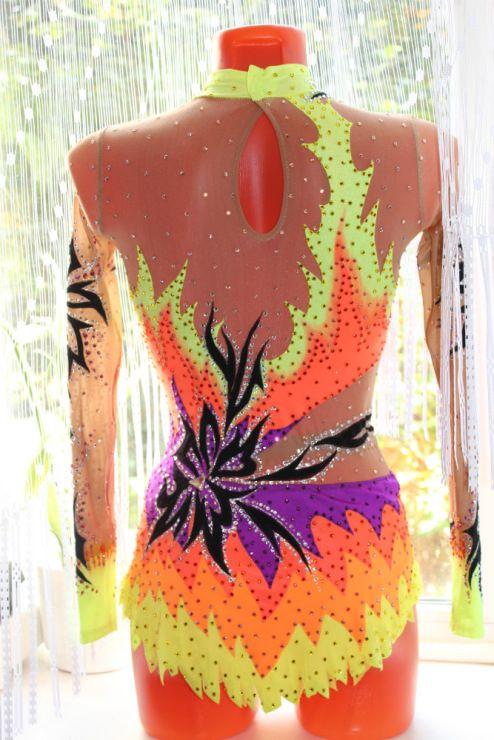 Gallery.ru / Фото #48 - Купальники для художественной гимнастики сезон 2012-2012гг. - Galla39