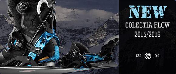 Colectia Flow Snowboard 2016 iti ofera echipamentul de care ai nevoie pentru o experienta minunata pe partie! Placa snowboard, legaturi, boots si accesoriile de care ai nevoie le gasesti la SnowSports.ro ---> http://www.snowsports.ro/Flow.html