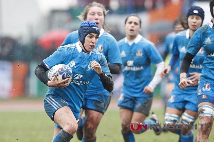 Sei Nazioni femminile: ecco le 30 ragazze che vestiranno l'azzurro - On Rugby