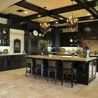 Musket Rim - Mediterranean - Kitchen - austin - by Butterfield Custom Homes