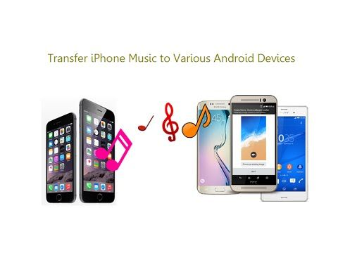 iphone to android transfer how to transfer iphone to samsung galaxy s6 or other 15489