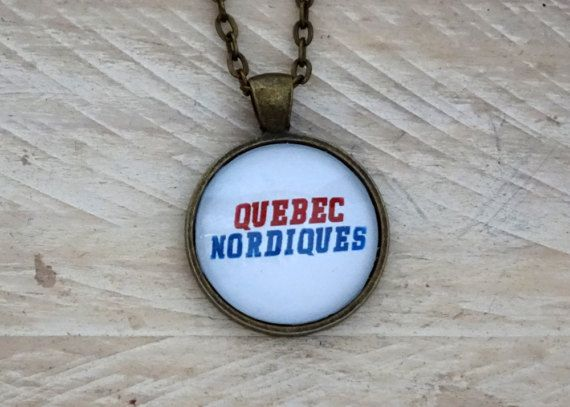 Quebec Nordiques  Ice Hockey  Quebec  1980 Memorial Hockey
