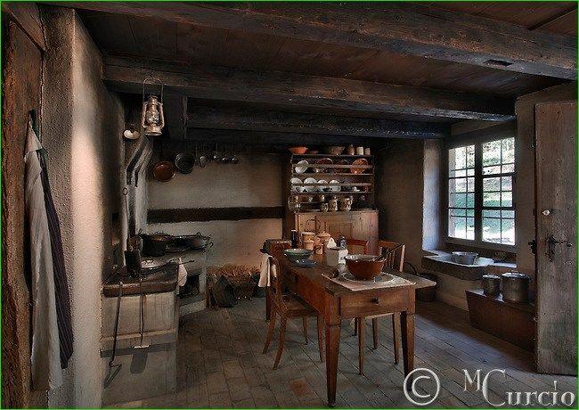 40 Cottage Kitchens Inside Houses