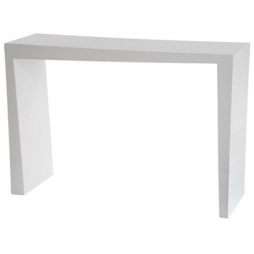 Abstract Console Table