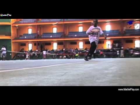 MarblePlayTV: Harlem Junior Tennis 10 & Under Quick Start Tournament