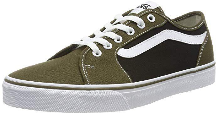 Vans Filmore Sneakers Herren Grün   Turnschuhe, Herrin
