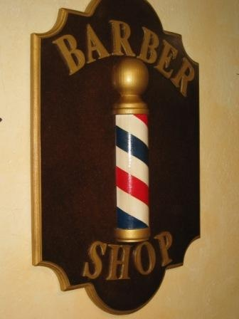barbershop quotes signs