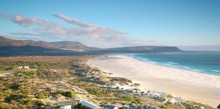 Noordhoek, one of Cape Town's best loved destinations situated at the foot of the famous Chapman's Peak, around the corner from Hout Bay. #UltimateBraaiMaster