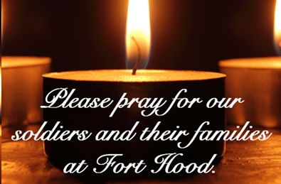 The Fort Hood shooting was a mass murder that took place on November 5, 2009, at Fort Hood near Killeen, Texas. Nidal Malik Hasan, a U.S. Army major and psychiatrist, fatally shot 13 people and injured more than 30 others.