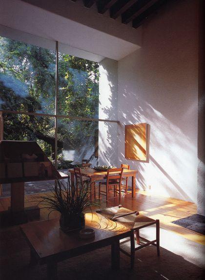 ルイス・バラガンの家   建築とランドスケープ:地上の楽園を求める旅