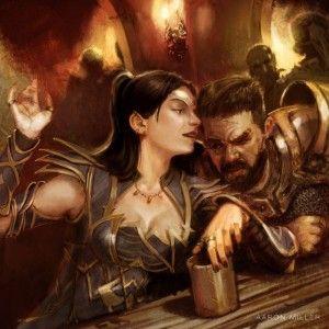 """The Fantasy Language Problem - Part One"" article by Django Wexler on fantasy-faction.com."