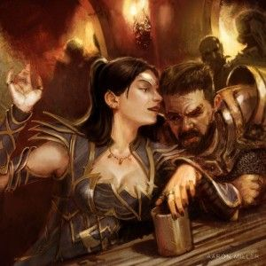 """The Fantasy Language Problem - Part One"" article by Django Wexler on fantasy-faction.com."