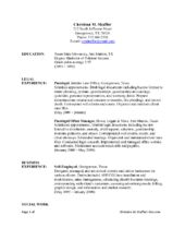 Stunning Wikihow Resume Photos - Simple resume Office Templates .