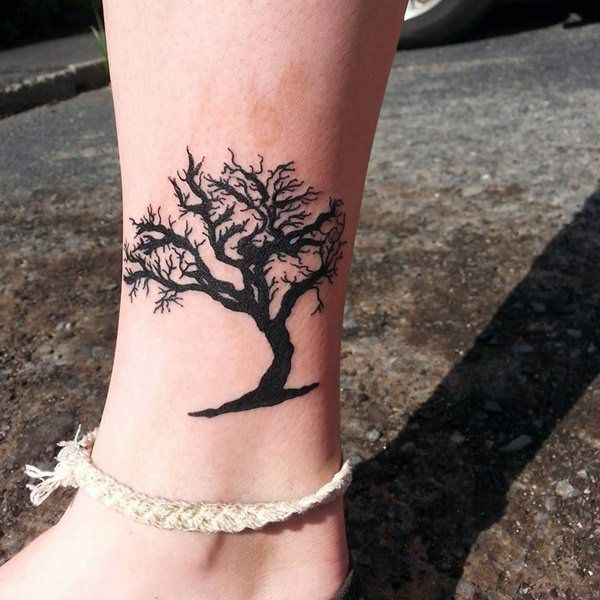 best 25 oak tree tattoo ideas on pinterest tree roots tattoo roots tattoo and tree tattoos. Black Bedroom Furniture Sets. Home Design Ideas