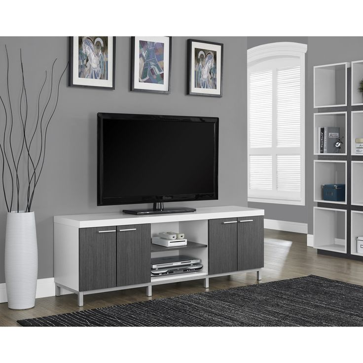32 best modern tv stand images on pinterest modern tv stands designed to accommodate large flat screen televisions this console with built in shelves sciox Images