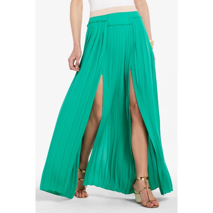 17 Best images about Pleated Fashion on Pinterest | Two tones ...