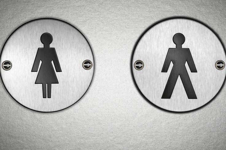 30 dintre cele mai creative semne de toaletă