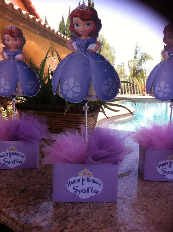 Sofia the First Sofia the first by InAweCreationbyDiana on Etsy