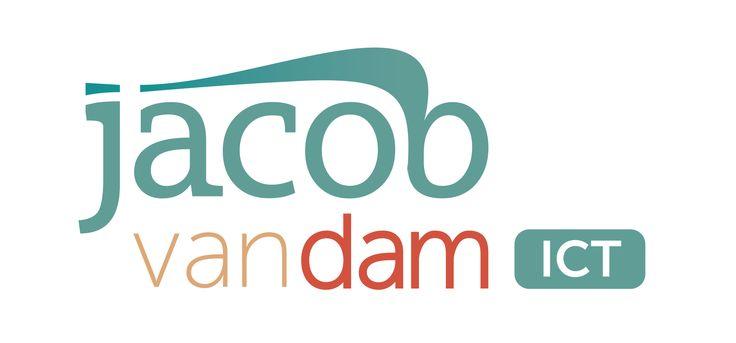 Logo Jacob van Dam ICT