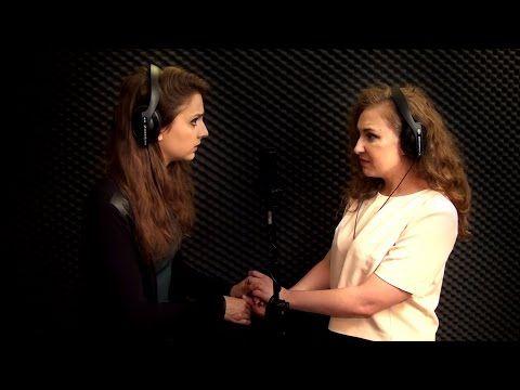 Sylwia Banasik i Karolina Warchoł - Pokonać grawitację (Wicked) - YouTube