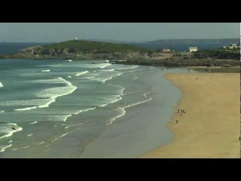 Newquay, Cornwall: The Esplanade Hotel