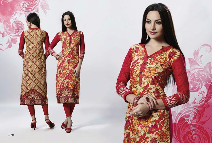 Shopping This Kurti http://gunjfashion.com/