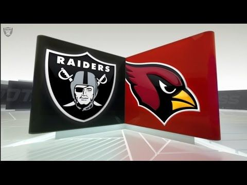 Raiders vs Cardinals live stream,nfl game today,Cardinals live stream,Oakland raiders vs Arizona cardinals live stream,nfl live stream all things happening hare