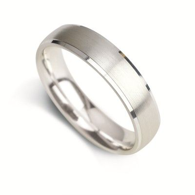 Groom Wedding Band #4