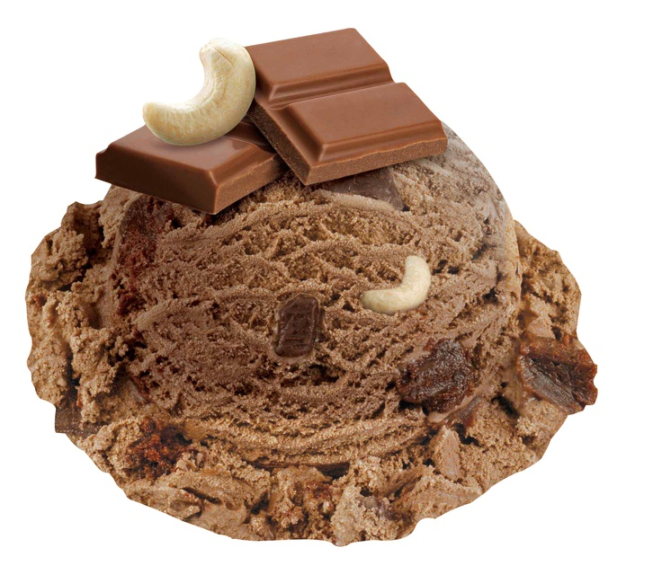 Let the magic of Bavarian Chocolate ice-cream make you drool you over!