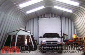 Metal Storage Buildings | Steel Storage Buildings by Future Buildings | Future Buildings