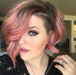 60 Modern Shaved Hairstyles And Edgy Undercuts For Women - Part 56