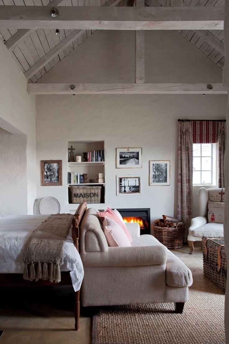 Dullstroom house bedroom