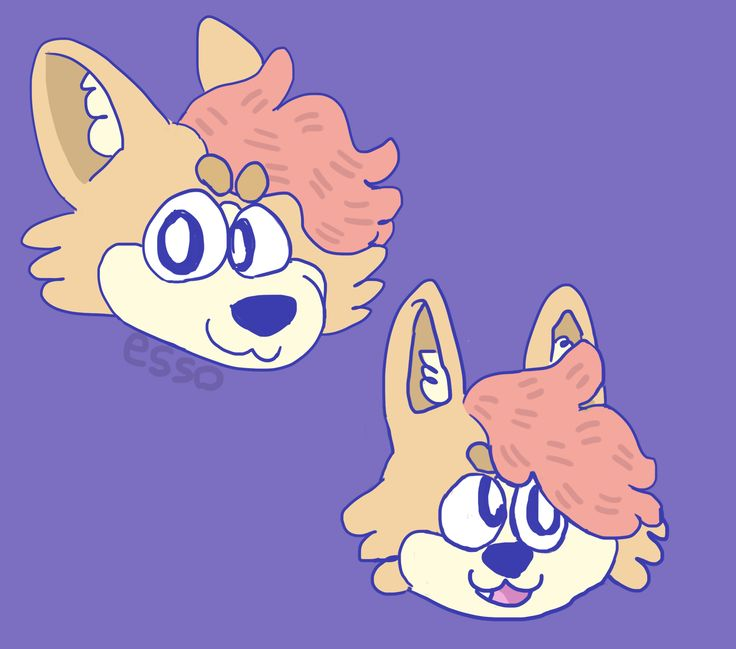 so i changedmy sona again and his name is oscar (ozzy) and hes a corgi/@3sso
