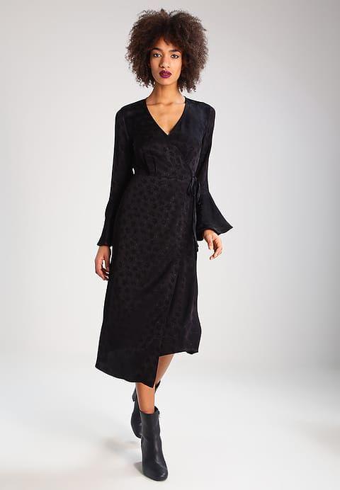 Topshop BOUTIQUE Sukienka letnia - black - Zalando.pl