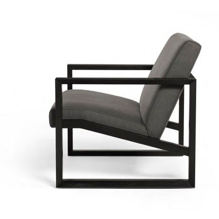 Framed Arm Chair By Calvin Klein Home Available At Interior Illusions
