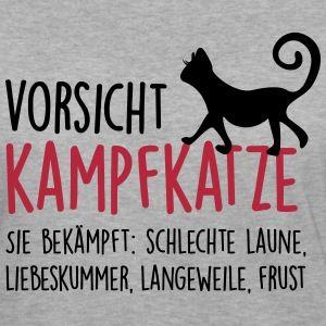 T-Shirt als Geschenk oder für sich selber kaufen. Viele Motive und Produkte finden sich in unserem Shop Katze. Sie suchen ein passendes Katzen TShirt oder Hoodie Dann sind sie bei uns genau richtig. – Petra Spahl