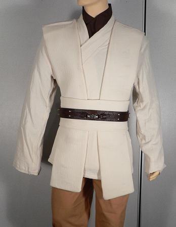 OBI Wan Kenobi Jedi Tunic Costume star wars props accessories | eBay