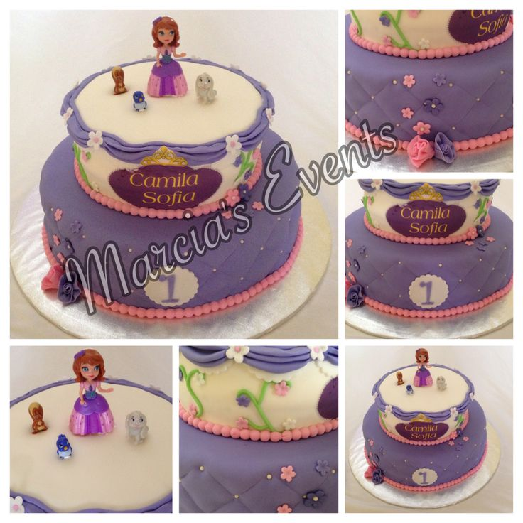Birthday Cake Collage Imagechef : 17 Best images about Sofia The First on Pinterest Silver ...