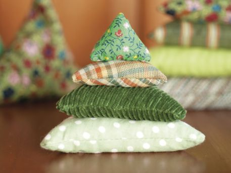 Christmas Tree Sewing Project