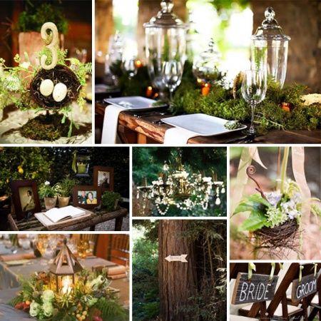 Best 137 Garden Themed Wedding Ideas images on Pinterest Weddings