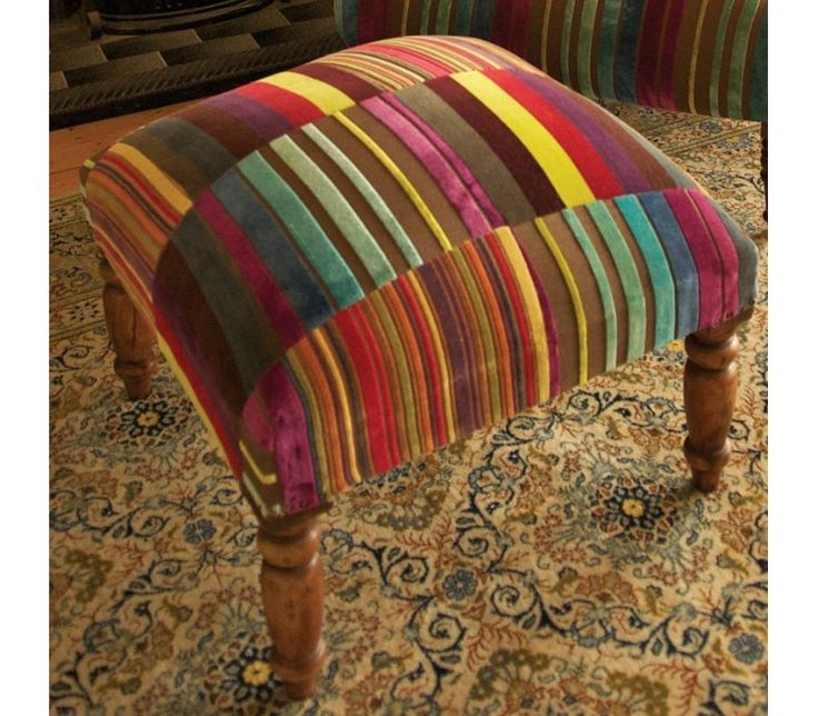 1000 Images About Patchwork Furniture On Pinterest