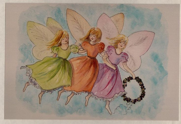 Three Sister Fairies