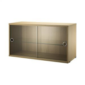 Sliding Glass Cabinet Doors Kit