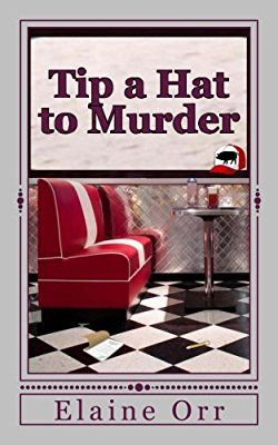In Tip a Hat to Murder, the owner of a local diner in Logland, IL, is found murdered, so the police look both locally and at Sweathog College.