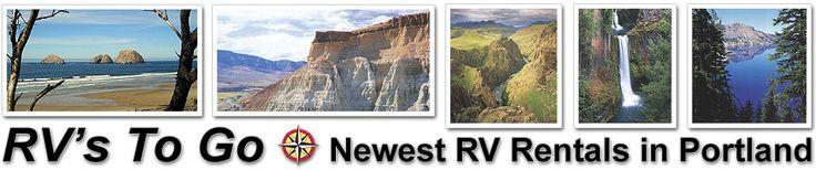 Portland RVs To Go - Late Model RV Rentals
